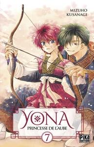 Mizuho Kusanagi - Yona, princesse de l'aube Tome 7 : .