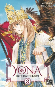 Mizuho Kusanagi - Yona, princesse de l'aube Tome 8 : .