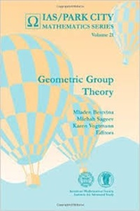 Mladen Bestvina et Michah Sageev - Geometric Group Theory.