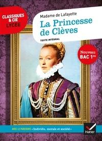 Mme de Lafayette - La Princesse de Clèves (Bac 2020) - suivi du parcours « Individu, morale et société ».