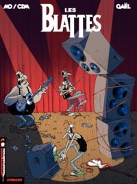Mo-Cdm et  Gaël - Les Blattes Tome 1 : On Tour.