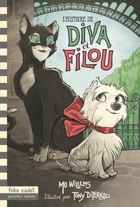 Mo Willems - L'histoire de Diva et Filou.