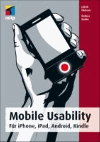 Mobile Usability - Für iPhone, iPad, Android, Kindle.
