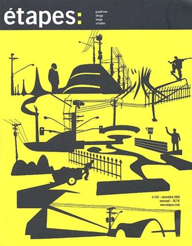 Lewis Blackwell et Isabelle Durand - Etapes N° 102 Novembre 2003 : .