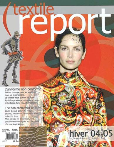 Héléna Marquès et  Collectif - Textile Report  : Hiver 2004-2005.
