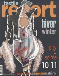 Lionel Moinier - Textile Report N° 09-4 : Hiver Winter 10 11 - City + Soirée.