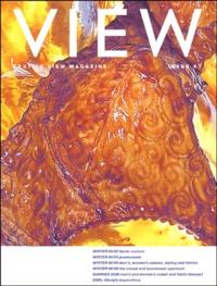 David-R Shah et  Collectif - Textile View Magazine N° 67 Automne 2004 : .