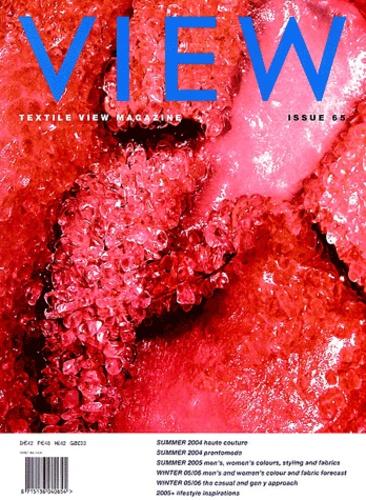 David Shah - View N° 65 Spring 2004 : .