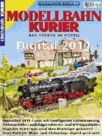 Modellbahn-Kurier 43. Digital 2014.