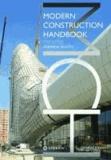 Modern Construction Handbook.