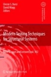 Modern Testing Techniques for Structural Systems - Dynamics and Control.
