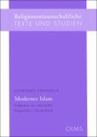 Moderner Islam - Fallstudien zur islamischen Religiosität.