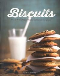 Deedr.fr Biscuits - Plus de 70 recettes de biscuits traditionnels et originaux Image