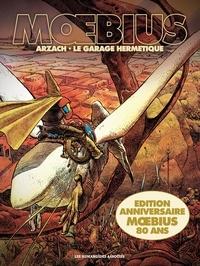 Moebius - Arzach & Le Garage hermétique.