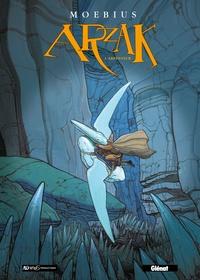 Moebius - Arzak Tome 1 : L'arpenteur.