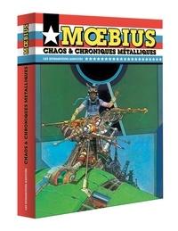 Moebius - Coffret en 2 volumes : Chaos ; Chroniques métalliques.