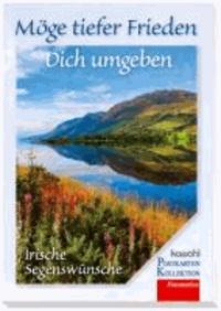 Möge tiefer Frieden Dich umgeben - Kawohl-Postkarten-Buch.