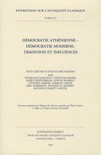 Mogens Herman Hansen - Démocratie athénienne - Démocratie moderne : tradition et influences.