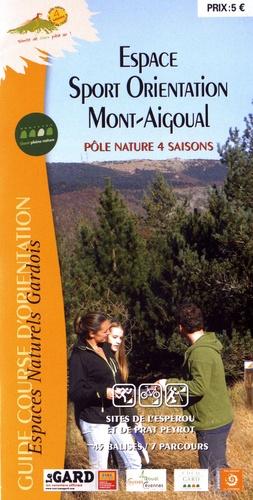 Espace sport orientation Mont-Aigoual. Pôle nature 4 saisons