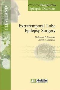 Mohamad Z. Koubeissi et Robert Maciunas - Extratemporal Lobe Epilepsy Surgery.
