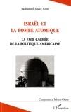 Mohamed Abdel Azim - Israël et la bombe atomique - La face cachée de la politique américaine.