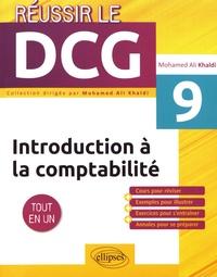 Introduction à la comptabilité UE9 - Mohamed Ali Khaldi |
