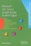 Mohamed Amamou - Réussir les tests d'aptitude numérique.