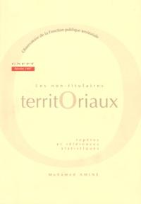 Histoiresdenlire.be LES NON-TITULAIRES TERRITORIAUX. Repères et références statistiques Image