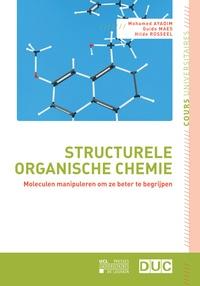 Mohamed Ayadim et Guido Maes - Structurele organische chemie - Moleculen manipuleren om ze beter te begrijpen.