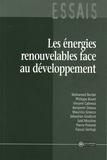 Mohamed Berdai - Les énergies renouvelables face au développement.