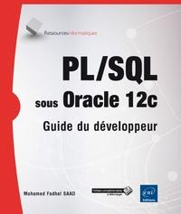 Histoiresdenlire.be PL/SQL sous Oracle 12c - Guide du développeur Image