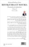 Mohamed Hachemi Abbès - Bourguiba et Nouira - Volume 2, Souvenirs et mémoires.