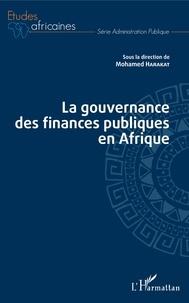 Mohamed Harakat - La gouvernance des finances publiques en Afrique.