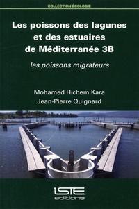 Histoiresdenlire.be Les poissons des lagunes et des estuaires de Méditerranée - Volume 3B, Les poissons migrateurs Image