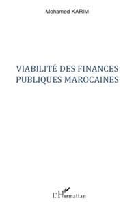 Mohamed Karim - Viabilité des finances publiques marocaines.