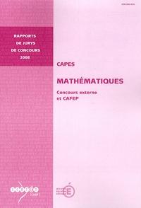 Mohamed Krir - CAPES Mathématiques - Concours externe et CAFEP.
