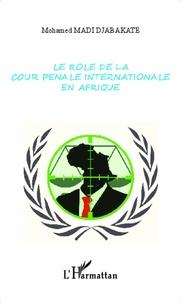 Deedr.fr Le rôle de la Cour pénale internationale en Afrique Image