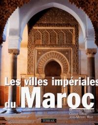 Feriasdhiver.fr Les villes impériales du Maroc Image