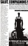 Mohamed Mokeddem - Salut, compagnons.