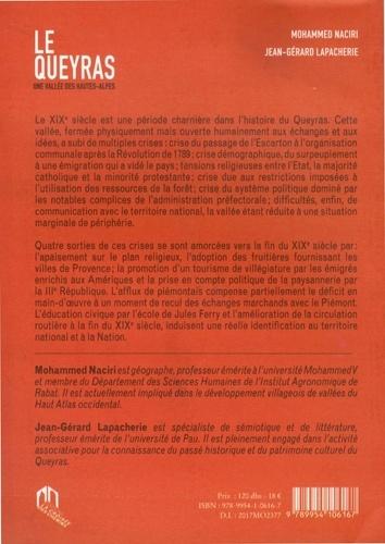 Le Queyras, une vallée des Hautes-Alpes. Tome 1, Le temps des crises (1789-1918) : de l'ordre communautaire à la prééminence communale