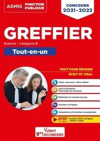 Mohamed Nehal et Audrey Pouplin - Concours Greffier - Externe, catégorie B. Tout-en-un.
