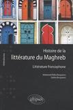 Mohamed Ridha Bouguerra - Histoire de la littérature du Maghreb - Littérature francophone.