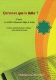 Mohammad Bâqir al-Hakîm - Qu'est-ce que le thikr ?.