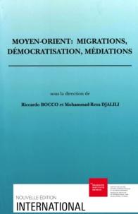 Mohammad-Reza Djalili - Moyen-Orient - Migrations, démocratisation, médiations.