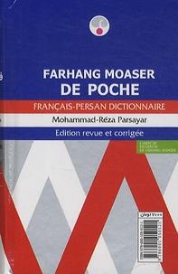 Mohammad-Réza Parsayar - Dictionnaire de poche français-persan (farsi) nouveau.