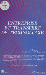 Mohammed Benissad - Entreprise et transfert de technologie.