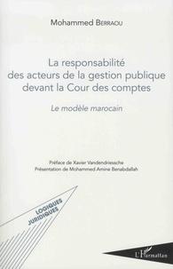 Histoiresdenlire.be Responsabilité des acteurs de la gestion publique devant la Cour des comptes - Le modèle marocain Image