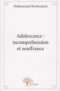 Histoiresdenlire.be Adolescence : incompréhension et souffrance Image