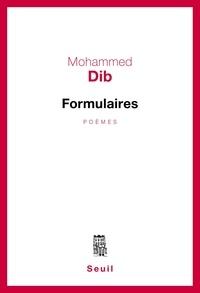 Electronic ebook téléchargement gratuit Formulaires RTF (Litterature Francaise) par Mohammed Dib