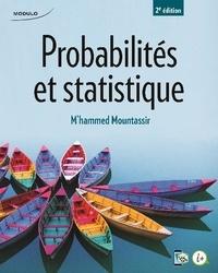 Mohammed Mountassir - Probabilités et statistique.